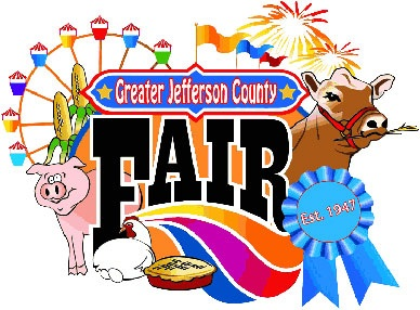 Jefferson county fair logo