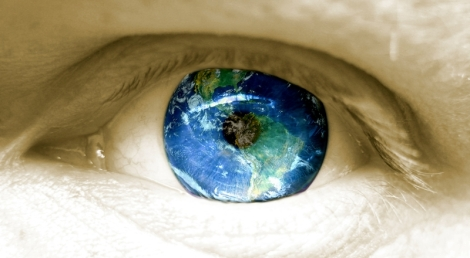 The whole world is watching the earth